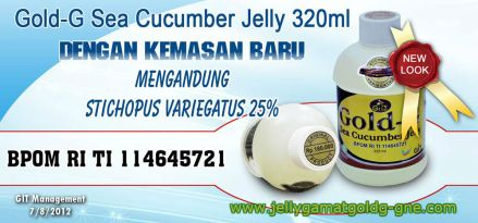 Jelly-Gamat-Gold-G baru
